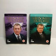 Midsomer Murders Complete Season Ten & Thirteen (DVD, PAL Region) 10 13