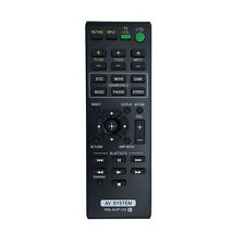 New RM-ANP109 Replaced Remote for Sony AV System HT-CT260HP SA-CT260 SA-CT260H