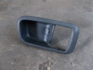 TOYOTA JZX100 CAHSER MARK2 1JZGTE inner door handle trim drivers R/H side #1