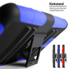Heavy Duty Armor Case Shockproof Belt Clip Stand Cover Accessories For IPhone