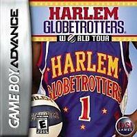 Harlem Globetrotters World Tour - Nintendo Game Boy Advance GBA