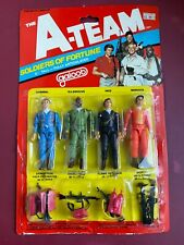 A-Team Soldiers Of Fortune Galoob Vintage Action Figure Pack Previously Opened