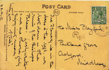 Genealogy Postcard - Playford - Parkland Grove - Ashford - Middlesex - Ref 3486A