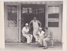EXITO STORE CUBAN WORKERS & STREET SCENES VINTAGE LIFE IN CUBA PHOTOS LOT