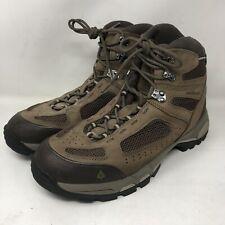 Vasque Leather Hiking Boots 7478 Vibram Sole Mens Sz 11.5 Wide