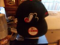 Montreal Expos Snap Back Baseball Cap Cooperstown Collection All Sewn By New Era