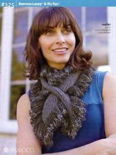 Berroco Lacey & Ric Rac #325 Knitting Pattern Book - 7 Designs for Women & Home