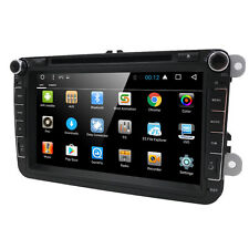 "Android 8"" Radio DVD GPS Navigation Stereo fit VW Jetta Golf Polo Passat CC"