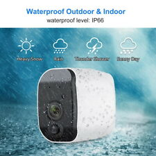 1080P Security IP Camera Wireless WiFi Battery Operated PIR Camera HD waterproof