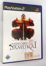Sword of the Samurai - PS2 - Playstation 2
