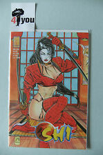 9.0 VF/NM VERY FINE / NEAR MINT  SHI # 1 GERMAN EURO VARIANT WP YOP 1998
