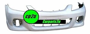 TO SUIT MAZDA 323 BJ PROTEGE / ASTINA   FRONT BUMPER 10/00 to 12/03