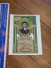 1967 Other Half Family Dog Denver Concert Handbill Fd-D11, Stanley Mouse Art