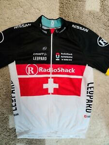 Craft, Radioshack Swiss National Chap Jersey (Cancellara)