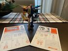 Transformers Animated Safeguard Jetfire/Jetstorm Loose Complete Great Condition