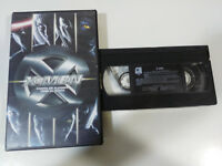 x-Men Bryan Singer Hugh Jackman Halle Berry VHS Nastro Castellano