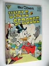 Walt Disney's UNCLE SCROOGE #222  Carl Barks Gladstone Comics Oct. 1987