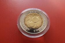 *Schweiz 5 Franken Bi-Metall 2013 PP *Fête des Vignerons (BOX23)