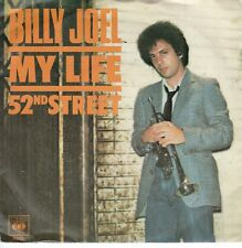 7inch BILLY JOEL	my life	HOLLAND EX 1978 (S2041)