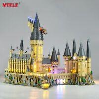 Led Light Up Kit For LEGO Hogwart's Castle Harry Potter Lighting Set for 71043