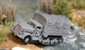 Opel Maultier mit Plane  SPUR N / 1:160, Epoche 2 and 3       #2