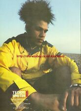 "Teddy Smith ""Slicker"" Clothing 1998 Magazine Advert #3408"