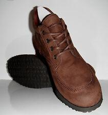 $135 New Easy Spirit Alpine Dark Brown Suede/Nubuk Casual Oxford Boot sz 7B