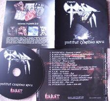 V / A - Tribute TORR - Institut Cerneho Kovu CD