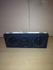 vw lupo 1.4 16v 03 3dr. heater control panel unit.