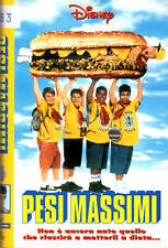 PESI MASSIMI  Heavyweigths (1996) VHS Disney VI 4622 Steven BRILL  rara VHS