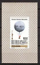 Poland - 1981 Balloons - Mi. Bl. 85 MNH