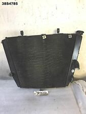 SUZUKI  GSXR 600  2009   RADIATOR    GENUINE   LOT38  38S4785 - M627