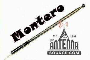 Mitsubishi MONTERO 2001-2006 OEM Power Antenna MAST ... Stainless
