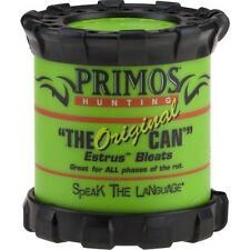 Primos The Original CAN With True Grip Estrus Bleat Deer Buck Game Call 7062 NEW