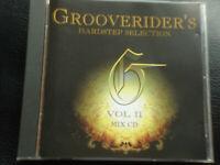GROOVERIDER`S   :  HARDSTEP   SELECTION   ,  VOL. II  , CD ,  ELECTRONIC  JUNGLE