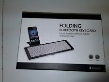 Folding Bluetooth Keyboard for all Ipad Gen./Iphone4/5/5S and Android devices