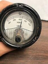 Genset Hertz Gauge, 380-420  420 Hertz