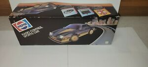 NRFB Pepsi Radio Control Sports Car Firebird Trans Am 1984 1/10 Scale Nikko RC