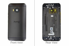 Genuine HTC One M9 2015 Metallic Grey Battery Cover - 83h40031-67