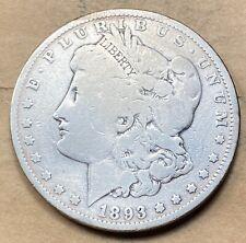 1893-P Morgan Dollar