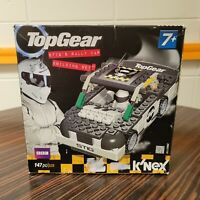 K'NEX Top Gear Stig's Rally Car Building Set Age 7+ 147 pc BBC 29063/71787