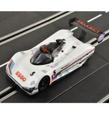Le Mans Miniatures Peugeot 905 Ev1 Bis #5 - 1991 Le Mans 1/32 Slot Car 132075/5M