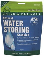 More details for ecofective water storing granules - ideal for hanging baskets tubs pots