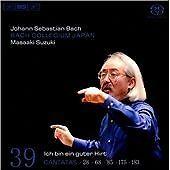 BIS Cantata Classical Music CDs