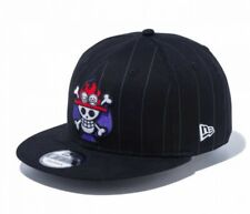 NEW ERA 9FIFTY Snapback Cap ONE PIECE Portgas D. Ace Jolly Roger Japan Tracking