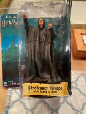 Professor Snape With Wand & Base New In Box