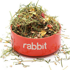 Hopewells Deluxe Special Rabbit & Guinea Pig Mix with Pure Dried Grass & Alfalfa