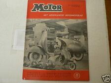 MO5304 VESPA SCOOTER COVER BRUSSEL,SAROLEA,SPARTA,FRECCIA AZZURA,MIXTOMETER POMP