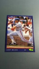 LARRY WALKER 1993 CLASSIC BOARD GAME BLUE BORDER CARD # T97 B6346