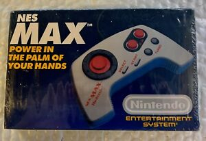 NES Max Nintendo Controller Brand New Factiory Sealed EXTREMELY RARE